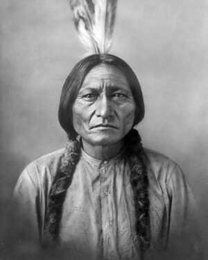 Lettera del capo indiano Seattle al presidente Usa Franklin Pierce