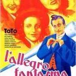 L'allegro fantasma - Italia 1941 - Comico