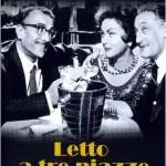 Letto a tre piazze - Italia 1960 - Comico
