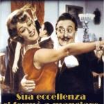 Sua eccellenza si fermò a mangiare - Italia 1961 - Commedia