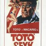 Totò sexy - Italia 1963 - Comico