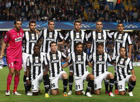 5 Maggio 2013: Juventus Campione D'italia