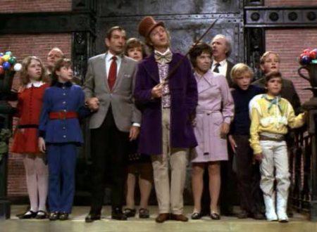 Willy Wonka E La Fabbrica Di Cioccolato