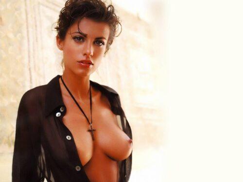 Elisabetta Canalis 03-07-2014