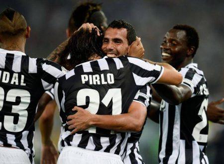 Sampdoria Juventus 0-1
