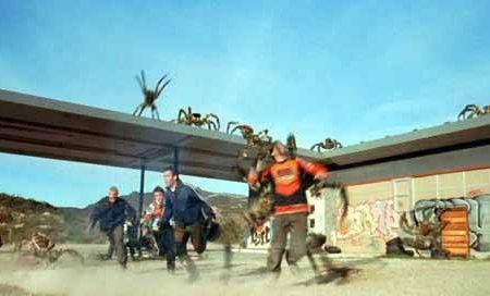 Arac Attack Mostri A Otto Zampe