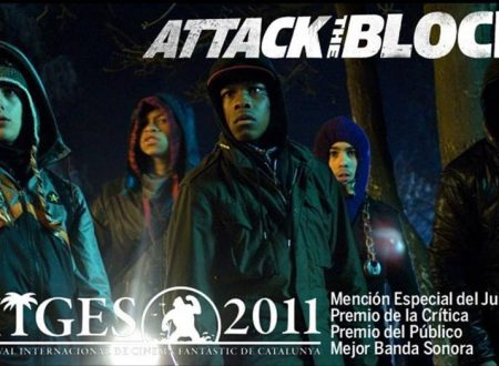 Attack the Block Invasione aliena