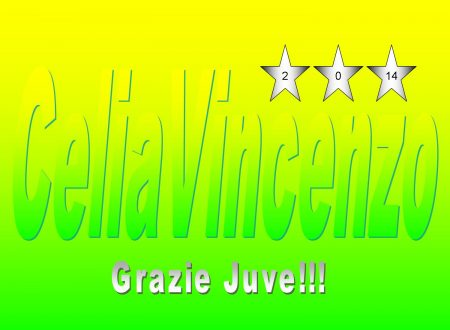 Terzo Anno Terzo Scudetto GRAZIE!!! Antonio Conte