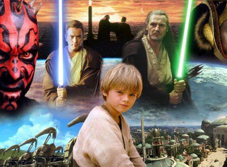 Star Wars Ep1 La minaccia fantasma
