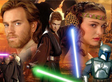 Star Wars Ep2 L'attacco dei cloni