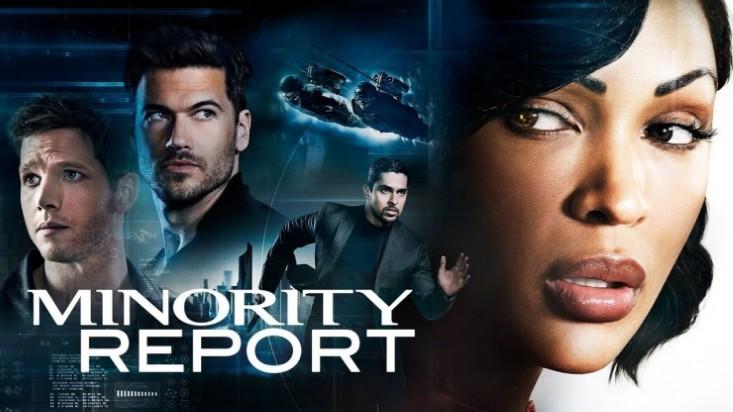 Minority Report è una serie televisiva statunitense di fantascienza ideata da Max Borenstein, trasmessa dalla Fox dal 21 settembre al 30 novembre 2015.