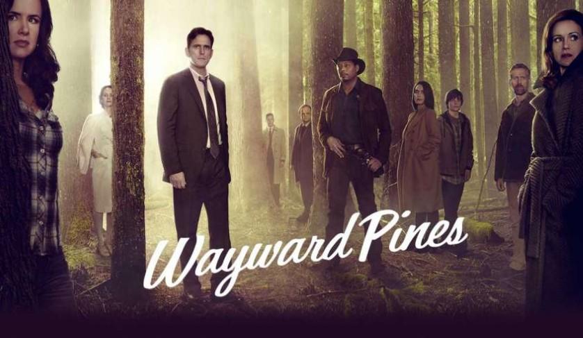 Wayward Pines (2015)  ⭐️⭐️⭐️⭐️