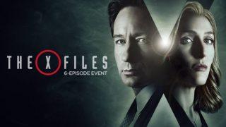 X-Files (2016)  ⭐️⭐️⭐️⭐️