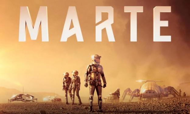 Marte (2016) ⭐️⭐️⭐️⭐️