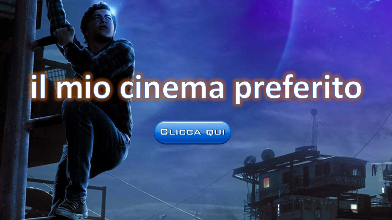il mio cinema preferitio