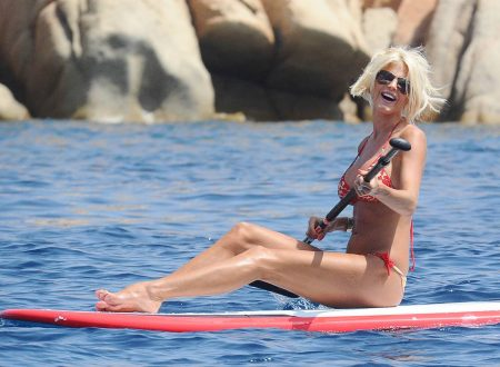 Victoria Silvstedt 21-01-2015
